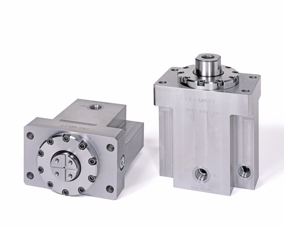 Square Pierce Cylinders