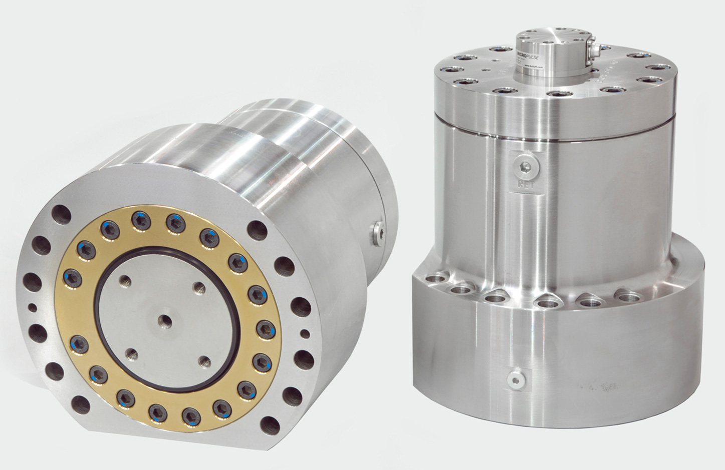 Compact Axial Forming Cylinders