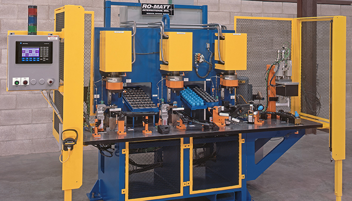 Hydraulic Bushing Press