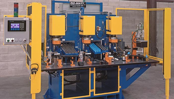 Hydraulic Bushing Press